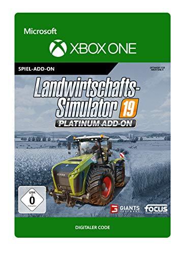 Farming Simulator 19: Platinum Expansion DLC   Xbox One - Download Code