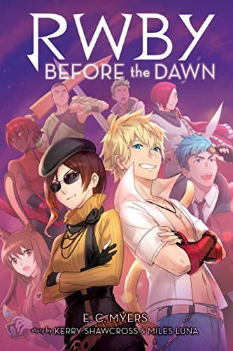 Before the Dawn RWBY Book 2 product image