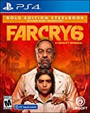 Far Cry 6 SteelBook Gold Edition for PlayStation 4 [USA]