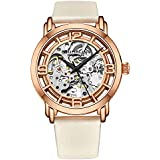 Fossil Women's Suitor Quartz Metal and Leather...