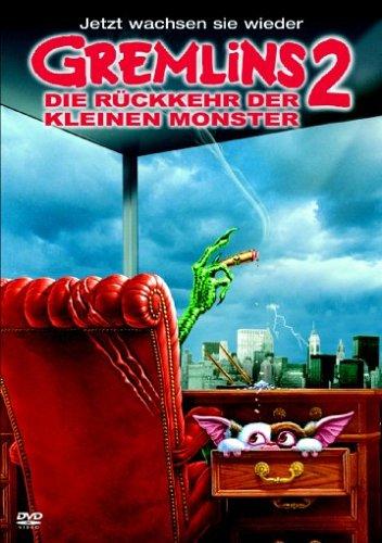 Gremlins 2 - Die Rückkehr der kleinen Monster [Alemania] [DVD]