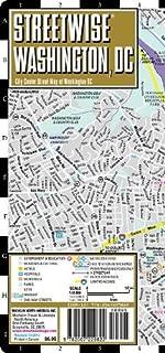 Streetwise Washington DC Map - Laminated City Center Street Map of Washington, DC (Michelin Streetwise Maps)