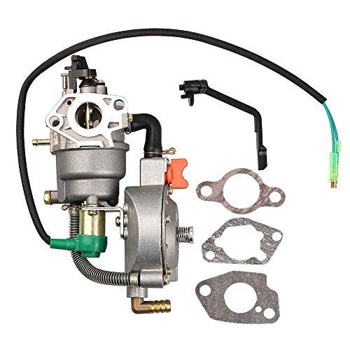 Lumix GC Dual Fuel LPG Carburetor For Champion 100155 100230 100297 Generator 439cc 459cc