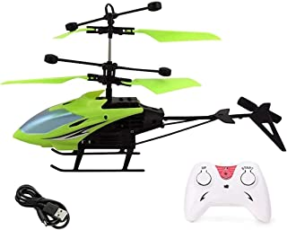 Vikas gift gallery Flight Exceed Induction Radio RC Remote Control Chargeable Helicopter Toy for Kids   Boys ( Multicolor)...