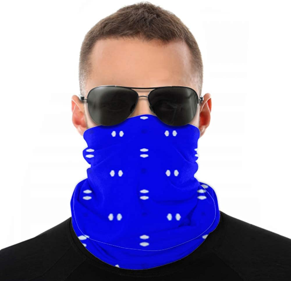 Headbands For Men Women Neck Gaiter, Face Mask, Headband, Scarf Abstract Symmetric Creative Illustration Kaleidoscope Turban Multi Scarf Double Sided Print Face Mask Bandana Men For Sport Outdoor