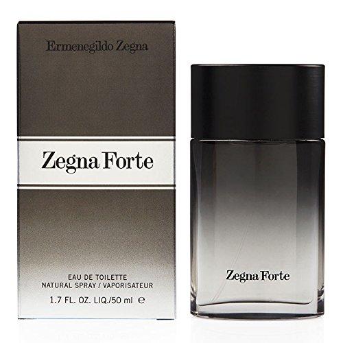 Ermenegildo Zegna - Forte, Eau de Toilette para hombre, 50 ml