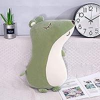 マウスマスコット孟マウス人形小型マウスぬいぐるみのおもちゃの羽コットンピローアニュアルミーティングギフト - green_50 cm GINDU