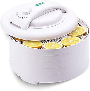 Carl Artbay Machine de Conservation des Aliments, Déshydrateur de Fruits, Blanc 500W Séchoir à température réglable de 35 ...