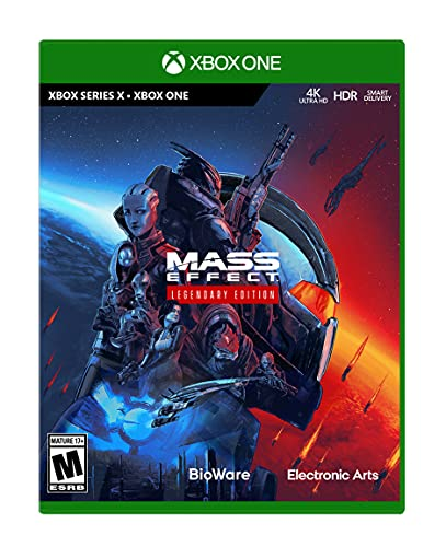 Mass Effect Legendary Edition for Xbox One and Xbox Series X [USA]