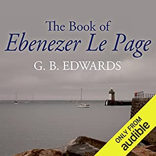 The Book of Ebenezer le Page audiobook cover art