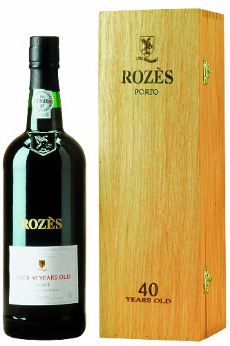 Rozès 40 Jahre In Holzkiste (1 x 0.75 l)