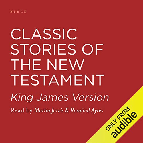 Couverture de Classic Stories of the New Testament
