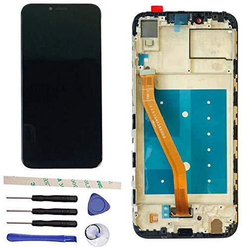 """Draxlgon Di Riparazione e Sostituzione Display LCD + Touch Screen Digitizer Vetro Schermo Assemblea con Cornice per Huawei Honor Play COR-L29 6.3"""""""