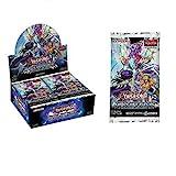 YU-GI-OH!. 14988Duelist Lot Dimensionnelle Gardiens Jeu de Cartes (boîte de 36Paquets)