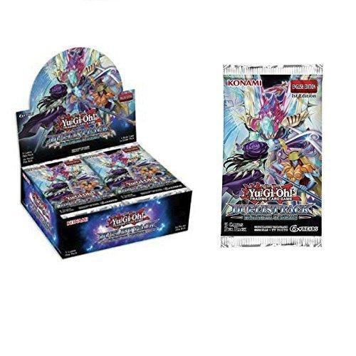 YU-GI-OH!. 14988Duelist Pack dreidimensionale Guardians Kartenspiel (Box von 36Pakete)