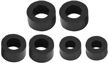 Fuel Line Seal Kit, Aramox Rubber Powerstroke Diesel Fuel Line Sealing Sleeve Set for 7.3L 99-03