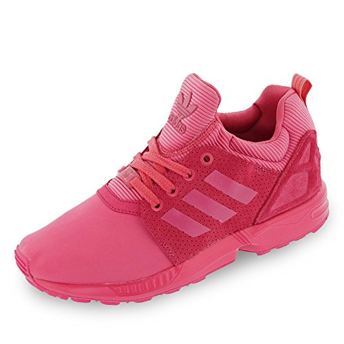 adidas Damen Zx Flux NPS UPDT Sneaker, rosa, 36 2/3 EU