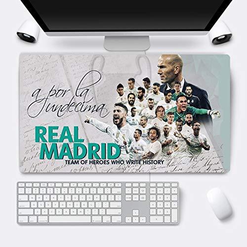 Extendida del juego alfombrilla de ratón Messi Ronaldo Neymar al Real Madrid Barcelona, Arsenal Football gran teclado alfombrillas de ratones de Ministerio del Interior PC de escritorio Tabla antide