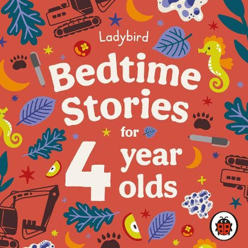 Ladybird Bedtime Stories for 4 Year Olds cover art