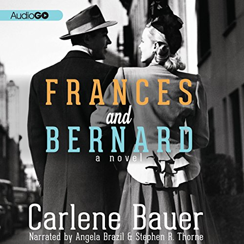 Frances and Bernard audiobook cover art