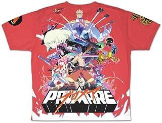 プロメア プロメア 両面フルグラフィックTシャツ Lサイズ