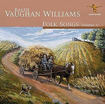 Ralph Vaughan Williams: Folk Songs, Vol. 3