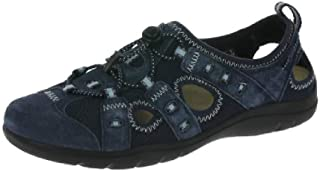 b8e63e0c280e Earth Spirit 30217-70 Winona Navy Womens Closed Toe Sandals
