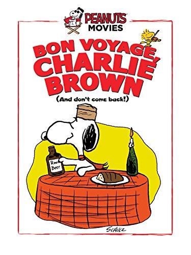 Peanuts Bon Voyage Charlie Brown