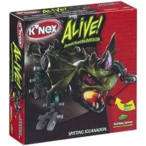 K'nex Alive Spitting Iguanadon