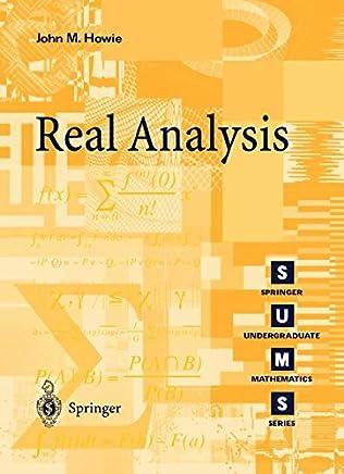 Real Analysis [Lingua inglese]