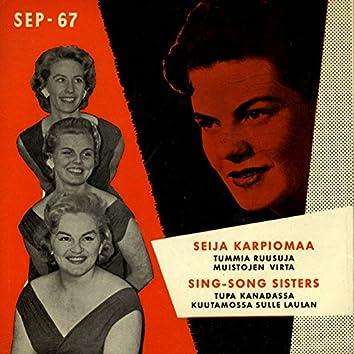 Seija Karpiomaa ja Sing Song Sisters