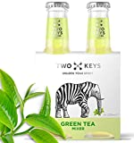TWO KEYS Green Tea Tonic Water Pack of 4X