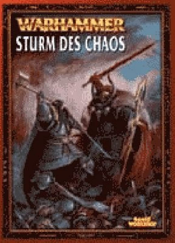 Armeebuch Sturm des Chaos [80-04] B0007TG5RQ Genialität  | Schöne Kunst