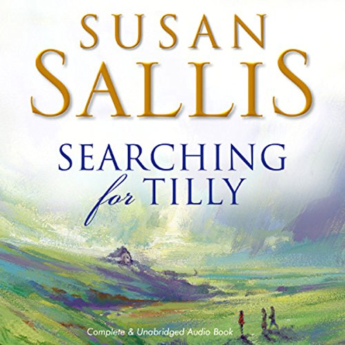 Searching for Tilly audiobook cover art