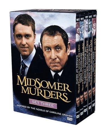 Midsomer Murders - Set Three