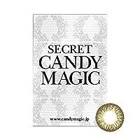 Secret Candymagic monthly シークレット キャンディー マジック マンスリー 【カラー】NO.14ヘーゼル 【PWR】-3.00 1枚入 1箱