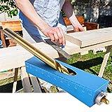Kit de perforación vertical para taladros de bolsillo para uso doméstico