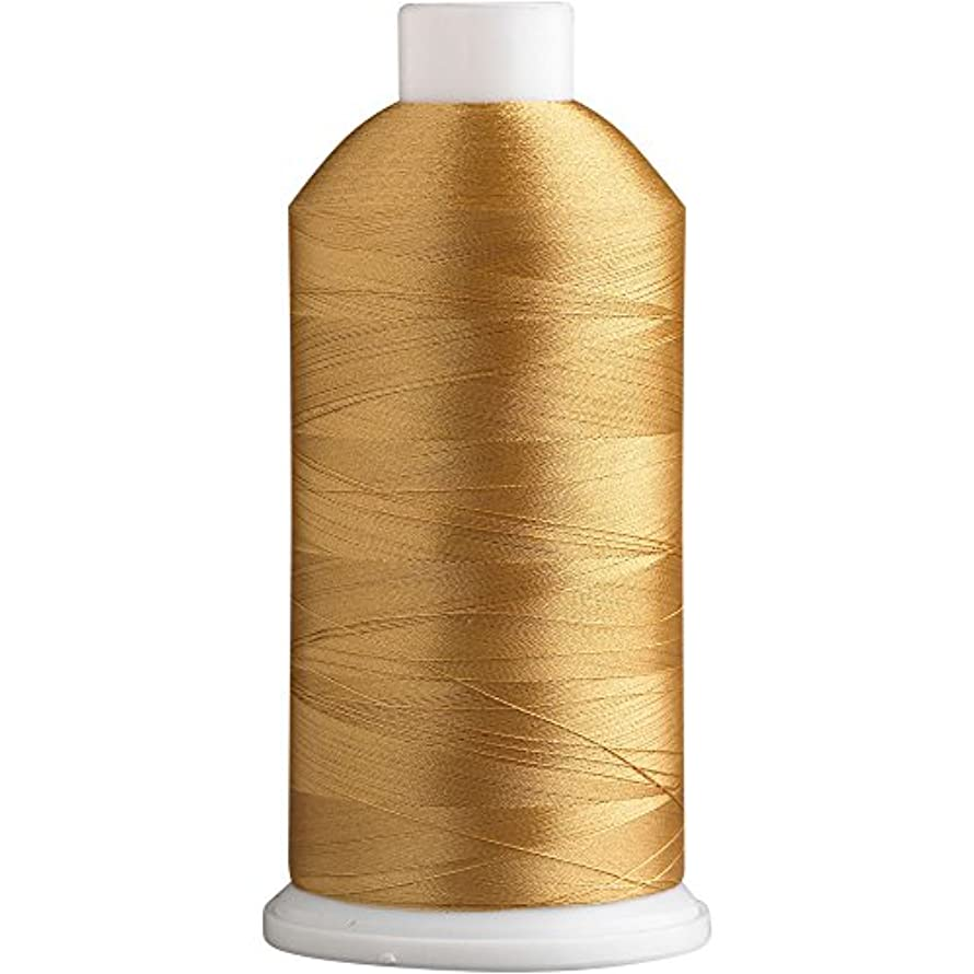 SuperB Polyester Embroidery Thread 40wt 5000m. Butter Up Beige 620