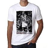 Photo de One in the City Tony Parker T-Shirt,Cadeau,Homme,Blanc, S,t Shirt Homme