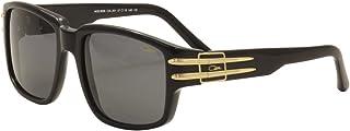 515b6d5c26 Cazal 8026 Sunglasses 001 Shinny Black  Gold   Silver 57mm
