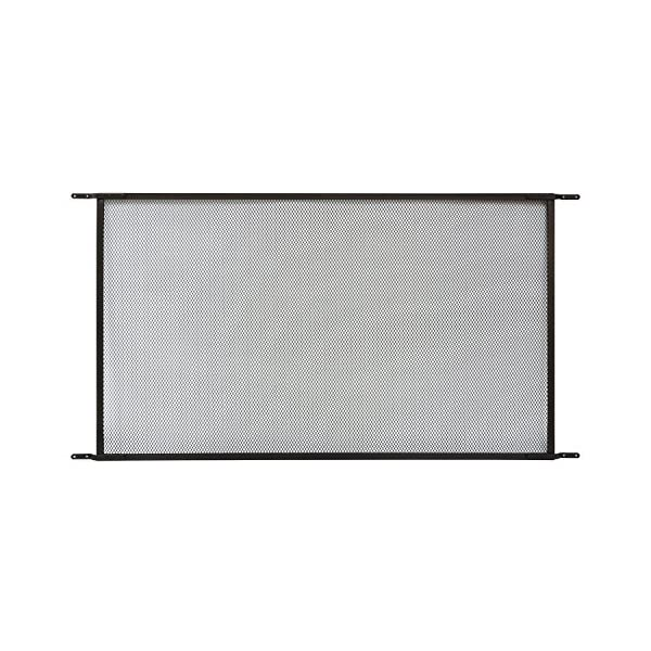 Prime-Line Products PL 15942 Patio Sliding Screen Door Grille, Fits 48 In. Doors,...