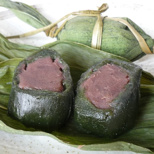 笹団子 こしあん 5個入り/笹だんご 新潟 お土産 特産品