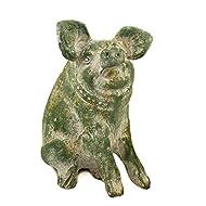 Ceramic Pig L15xH11cm Available different