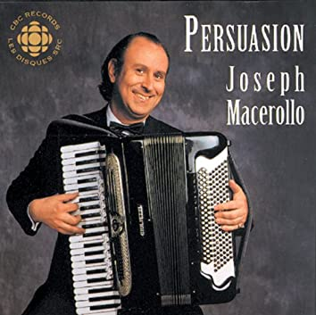 Symonds: Persuasion / Buczynski: Fantasy On Themes of the Past / Louie: Earth Cycles / Camilleri: Accordion Concerto