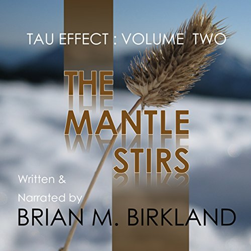 The Mantle Stirs audiobook cover art