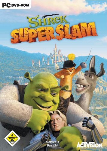 Shrek Super Slam (DVD-ROM)