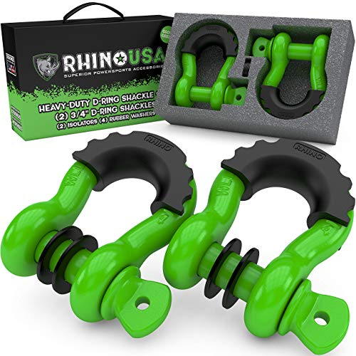 Best rhino recovery strap
