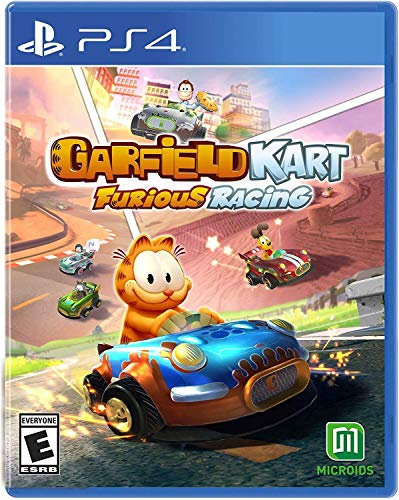 Garfield Kart: Furious Racing for PlayStation 4