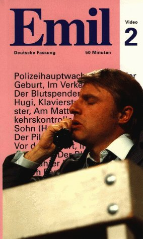 Emil Steinberger - Emil Vol. 2: Polizeihauptwache [VHS]