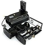 DSTE Professional Vertical - Batería para empuñadura de cámara digital inalámbrica SLR Nikon D3100 (incluye control remoto, equivalente a BG-2F)